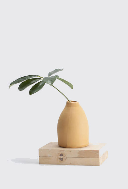 Plantspiration - for plant lovers: Featuring this Bottle Vase by Madrigueraworkshop on #VibeAlchemist www.vibealchemist.com #tropical