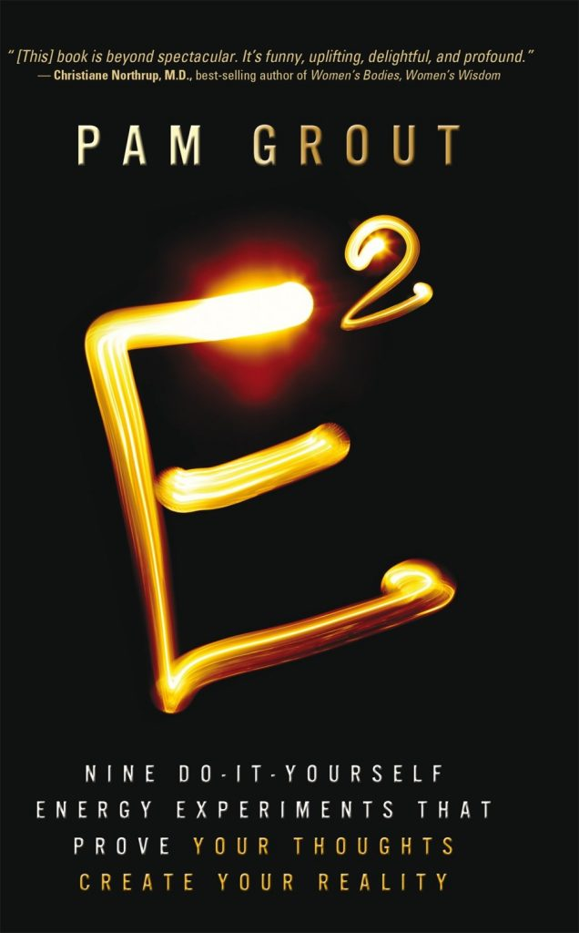 Learn how to manifest with: E-Squared: Nine Do-It-Yourself Energy Experiments That Prove Your Thoughts Create Your Reality