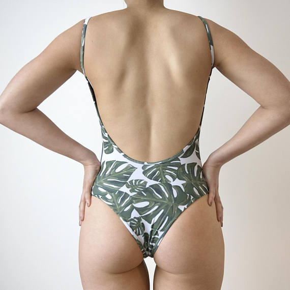 Plantspiration - for plant lovers: Featuring this Neptune Suit in Monstera Print from SSWIMLONDON on #VibeAlchemist www.vibealchemist.com #monstera