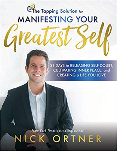 learn how to manifest with: Tapping Solution for Manifesting Your Greatest Self: 21 Days to Releasing Self-Doubt, Cultivating Inner Peace, and Creating a Life You Love