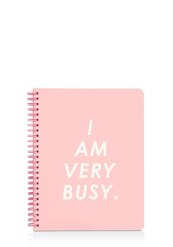 ban.do I Am Very Busy Mini Notebook
