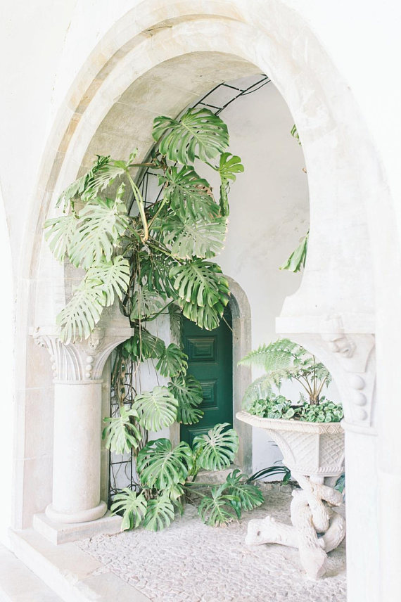 Plantspiration - for plant lovers: Featuring this monstera leaf wall art from lovelylittlehomeco on #VibeAlchemist www.vibealchemist.com #monstera