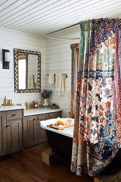 Anthropologie Risa Shower Curtain by Anthropologie