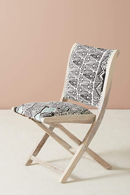 Prettiest Anthropologie Chairs: Anthropologie Adama Terai Chair