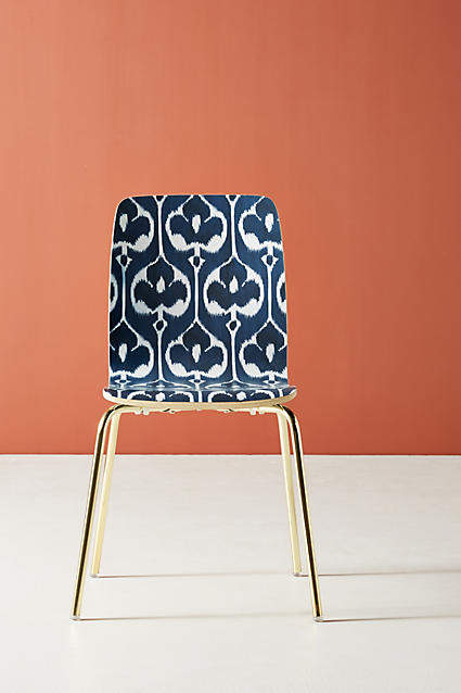 Prettiest Anthropologie Chairs: Anthropologie Ikat Tamsin Dining Chair