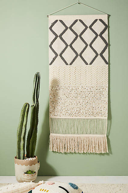 my anthropologie wall art favorites: Anthropologie Solene Woven Wall Art