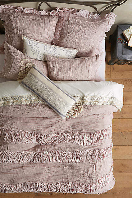 Bedroom decor ideas: Anthropologie Toulouse Duvet Cover
