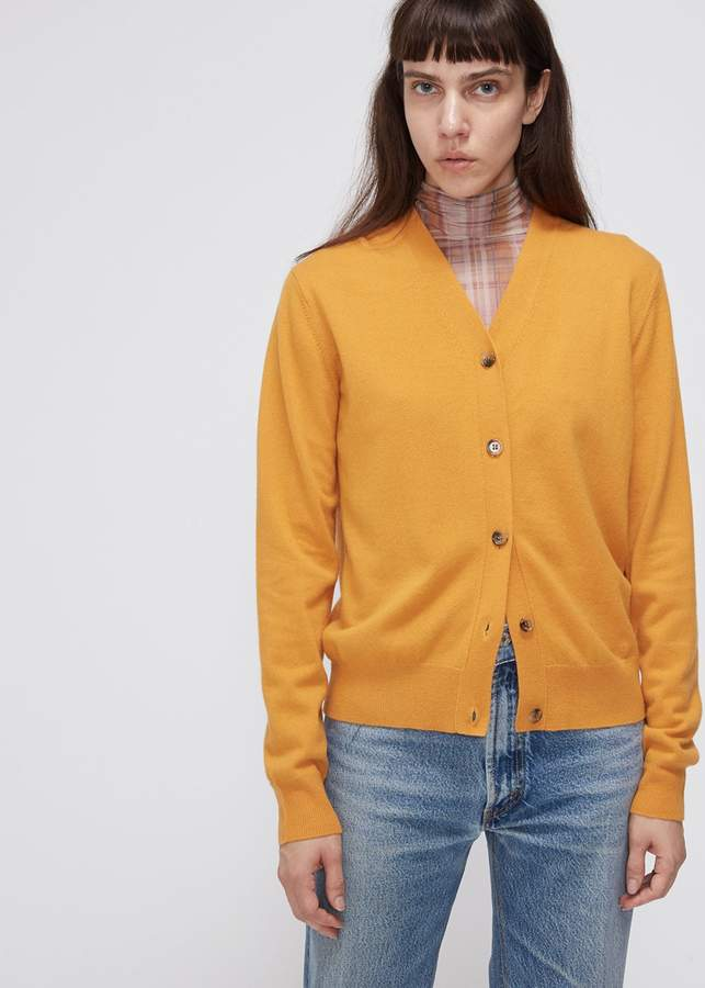 d213f016b1a Sweater Weather  Cardigan in finely ribbed Merino wool. cashmere knit.  V.neckline